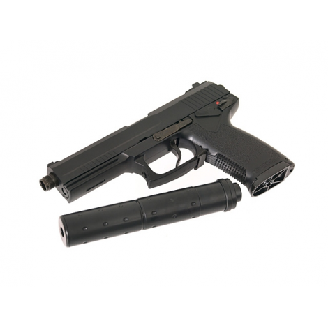 ASG MK23 Gas Pistol with Silencer - ASG