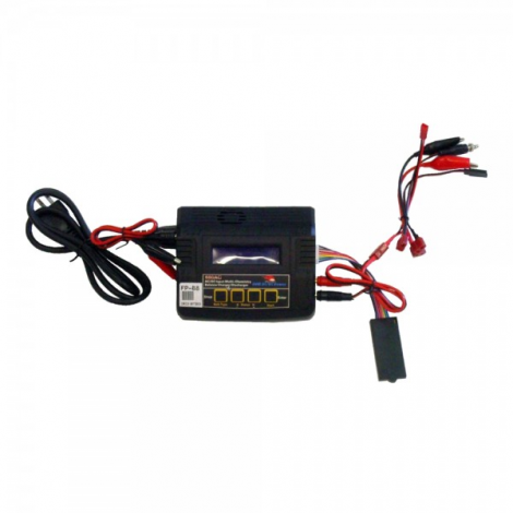 FIRE POWER CARICA BATTERIA UNIVERSALE (FP-B8) LIPO / LIFE / LION eccecc - E-POWER