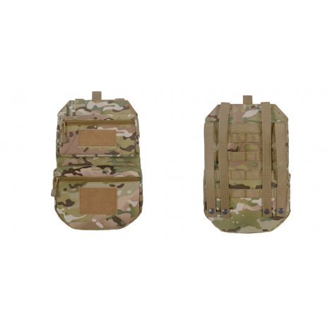 8 FIELDS UTILITY BACK PANEL PANNELLO POSTERIORE TATTICO CARICATORI MULTICAM MC - 8 FIELDS