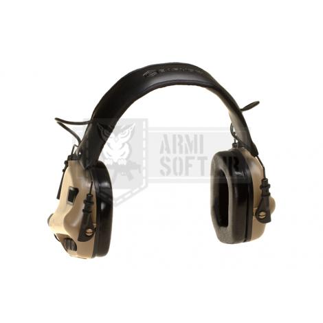 EARMOR by OPSMAN CUFFIE PROTETTIVE ATTIVE M31 MOD3 Electronic Hearing Protector TAN DE COY - EARMOR
