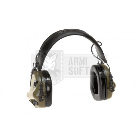 EARMOR by OPSMAN CUFFIE PROTETTIVE ATTIVE M31 MOD3 Electronic Hearing Protector FOLIAGE GREEN VERDI - EARMOR
