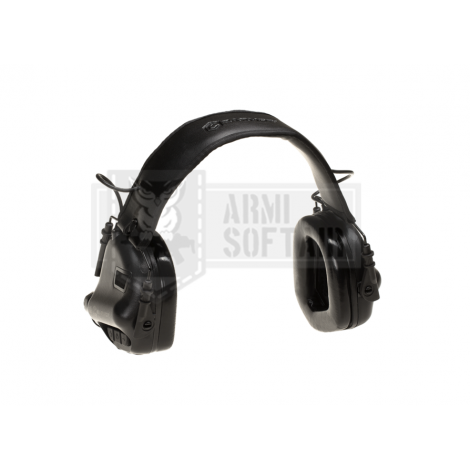 EARMOR by OPSMAN CUFFIE PROTETTIVE ATTIVE M31 MOD3 Electronic Hearing Protector NERE BLACK - EARMOR