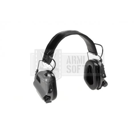 EARMOR by OPSMAN CUFFIE PROTETTIVE ATTIVE M31 MOD3 Electronic Hearing Protector WOLF GREY GRIGIE - EARMOR
