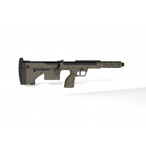 SILVERBACK fucile a molla SNIPER SRS A2 SPORT (16 inches Barrel) Licensed by Desert Tech - FDE TAN - SILVERBACK
