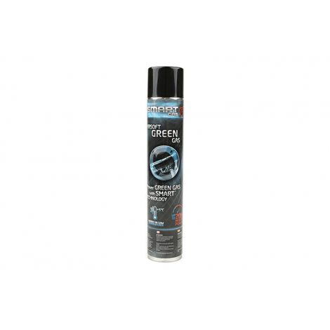 SMART GAS GREEN GAS ALTE PRESTAZIONI INVERNALE 1000 ml - SMART GAS AIRSOFT