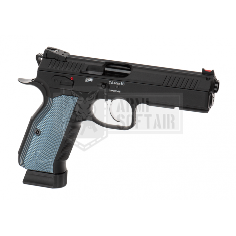 ASG CZ 75 Shadow 2 - pistola CO2 blowback FULL METAL SCARRELLANTE - ASG