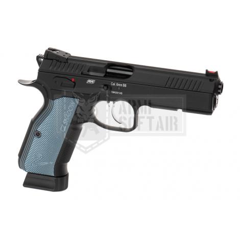 ASG CZ 75 Shadow 2 - pistola CO2 blowback FULL METAL SCARRELLANTE - ASG