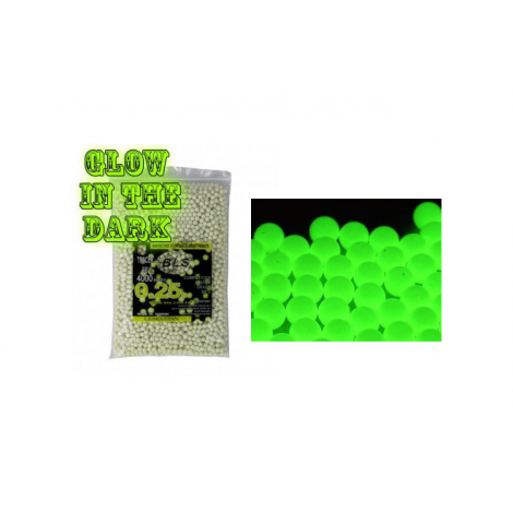BLS PALLINI TRACCIANTI (BIO) GREEN HIGH PRECISION 0.25 g 4000 bb - BLS