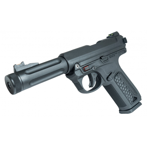ACTION ARMY PISTOLA A GAS AAP01 Assassin GBBP NERA BLACK - ACTION ARMY