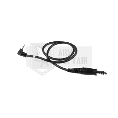 Z-TAC Z4 PTT Cable Motorola 1-Pin Connector - Z-TACTICAL