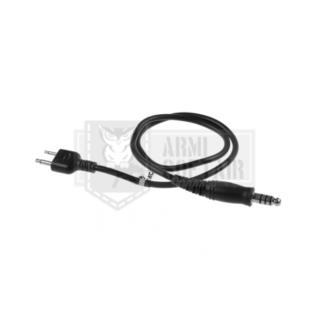 Z-TAC Z4 PTT Cable ICOM Connector - Z-TACTICAL