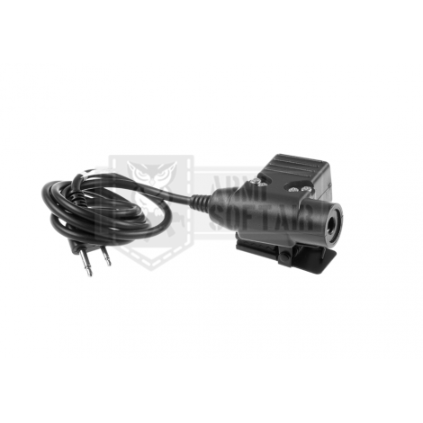 Z-TAC U94 PTT ICOM Connector - Z-TACTICAL