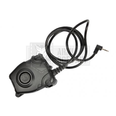 Z-TAC PTT Motorola 1-Pin Connector - Z-TACTICAL