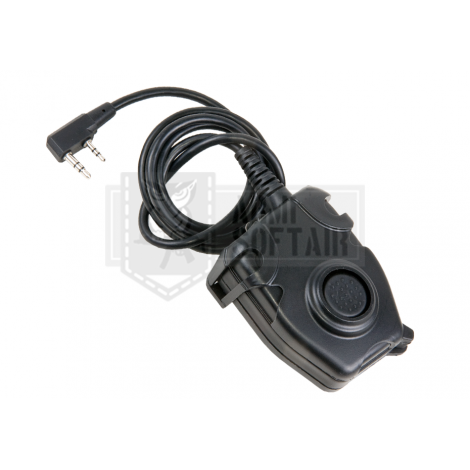 Z-TAC PTT Kenwood Connector - Z-TACTICAL