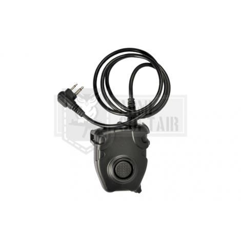 Z-TAC PTT Motorola 2-Pin Connector - Z-TACTICAL