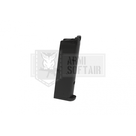 WE CARICATORE 1911 TACTICAL GBB PISTOLA GAS 15 bb - WE