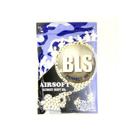 BLS PALLINI BIANCHI ( BIO ) WHITE PRECISION HEAVY SNIPER 0.36 g 1000 bb - BLS