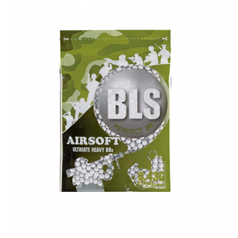 BLS PALLINI BIANCHI ( BIO ) WHITE PRECISION HEAVY SNIPER 0.43 g 1000 bb - BLS