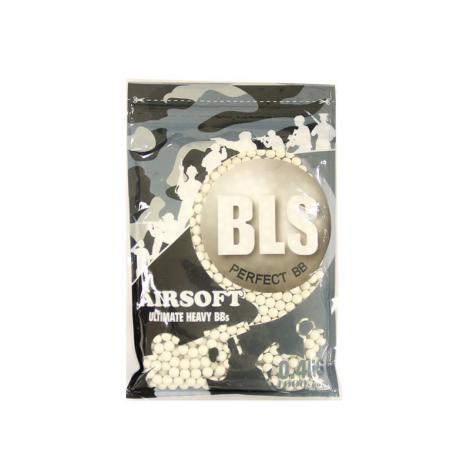 BLS PALLINI BIANCHI ( BIO ) WHITE PRECISION HEAVY SNIPER 0.45 g 1000 bb - BLS