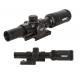 Valken OTTICA Scope 1-4x20 w/Mount Mil-Dot Reticle sniper NERA - BLACK - Valken