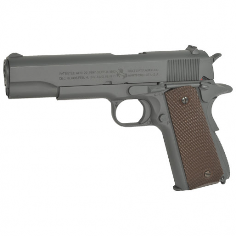 CYBERGUN COLT 1911 100th Anniversary Co2 parkerized - CYBERGUN