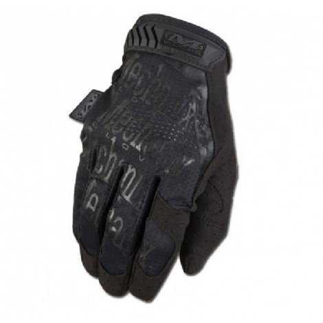 MECHANIX GUANTI THE ORIGINAL VENT NERI BLACK - MECHANIX