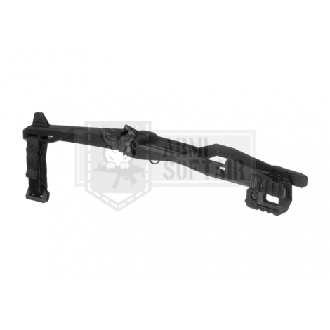 Recover 20/20S Stabilizer Kit GLOCK + sling & side rails black-nero - Recover