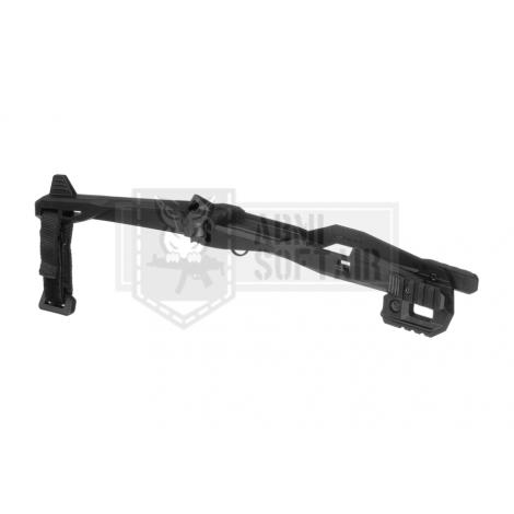 Recover 20/20h Stabilizer Kit GLOCK + holster, sling & side rails black-nero - Recover
