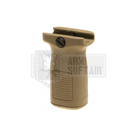 PTS Syndicate EPF2-S Vertical Foregrip AEG TAN DE - PTS