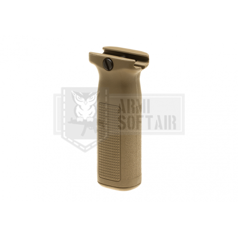 PTS Syndicate EPF2 LONG Vertical Foregrip AEG TAN DE - PTS