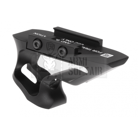 PTS Syndicate Fortis SHIFT Short Angle Grip Picatinny NERA BLACK - PTS