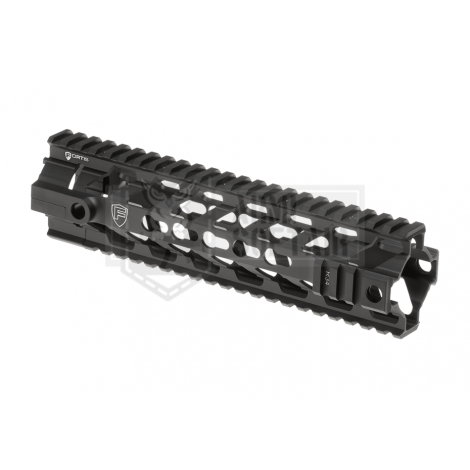 PTS Syndicate Fortis REVTM Free Float Rail System 9 RIS NERO BLACK - PTS