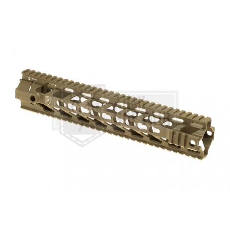 PTS Syndicate Fortis REVTM Free Float Rail System 12 RIS TAN DE - PTS