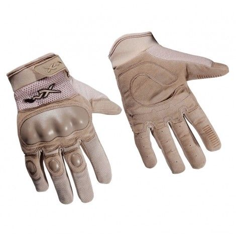 WILEY X GUANTI DURTAC SMARTTOUCH TACTICAL GLOVE TAN DESERT - WILEY X