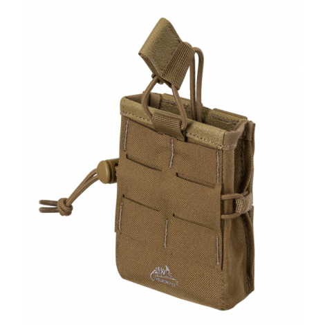 HELIKON TASCA CARICATORE SINGOLA COMPETITION RAPID CARBINE POUCH COYOTE BROWN CB - HELIKON