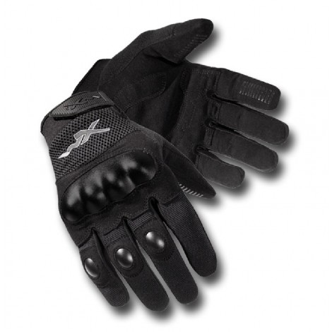 WILEY X GUANTI DURTAC SMARTTOUCH TACTICAL GLOVE NERI BLACK - WILEY X