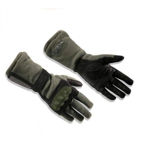 WILEY X GUANTI TAG-1 TACTICAL ASSAULT GLOVE FLAME RESISTANT VERDI FOLIAGE GREEN - WILEY X