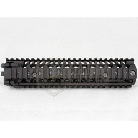"BIG DRAGON DD MK18 STYLE RIS 9 "" inch NERO BLACK - BIG DRAGON"