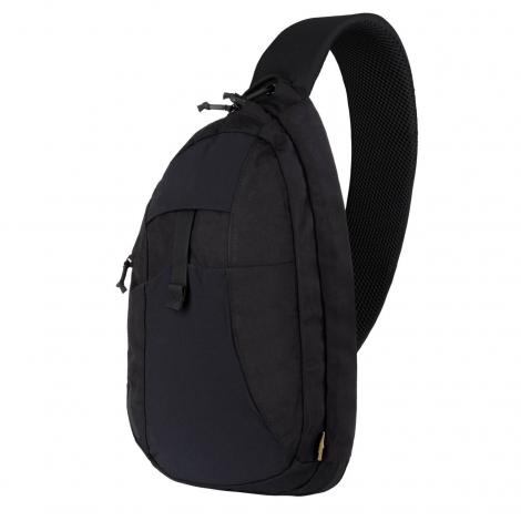 HELIKON ZAINO da spalla EDC Sling Backpack - Nylon Polyester NERO BLACK - HELIKON