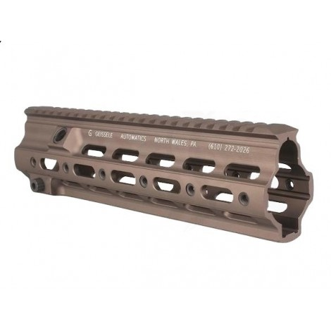 "BIG DRAGON SMR RAIL G STYLE 10.5 "" CB FDE PER UMAREX / VFC / WE HK416 - BIG DRAGON"