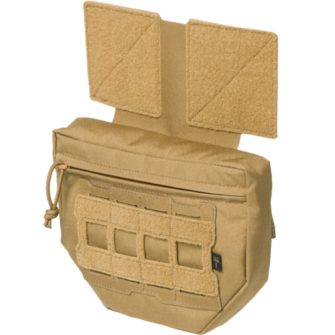PITCHFORK SYSTEMS TASCA FRONTALE MOLLE Drop Down PROTECTOR FANNY COYOTE BROWN CB - PITCHFORK SYSTEMS