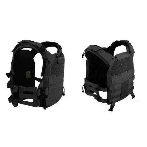 AGILITE TATTICO K19 Plate Carrier professional - NERO BLACK BK - AGILITE