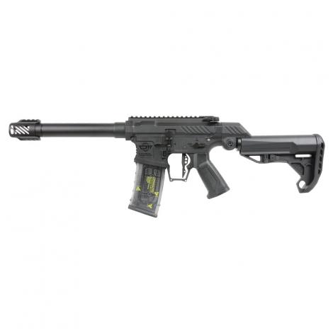 G&G FUCILE ELETTRICO ASG AEG M4 SPEEDSOFT SSG-1 NERO BLACK - G&G