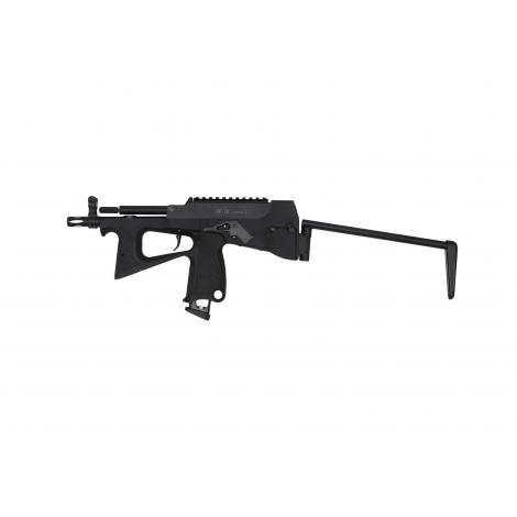 MODIFY SMG GBB PP2000 PP-2K CO2 BlowBack Submachine Gun NERA BLACK - MODIFY