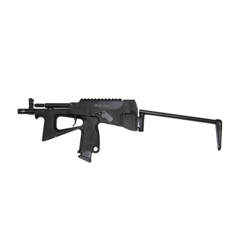 MODIFY SMG GBB PP2000 PP-2K GREEN GAS BlowBack Submachine Gun NERA BLACK - MODIFY