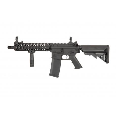 SPECNA ARMS MK18 Daniel Defence® SA-E19 EDGE MOSFET X-ASR FULL METAL NERO BLACK - SPECNA ARMS