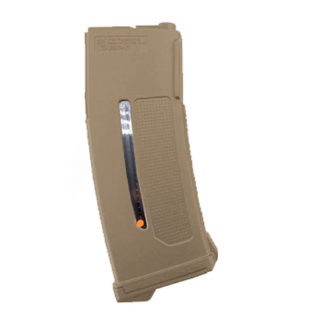 PTS Syndicate EPM-1 EPM1 MONOFILARE MIDCAP Enhanced Polymer Magazine 250 bb TAN FDE - PTS