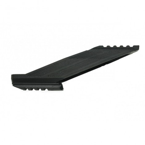DTD MK23 RIS SUPERIORE PISTOL RDS RAIL NERO BLACK - DTD Double Tap Designs