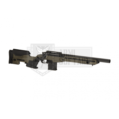 ACTION ARMY AAC T10 SHORT CORTO VSR SNIPER VERDE OD GREEN OLIVA - ACTION ARMY
