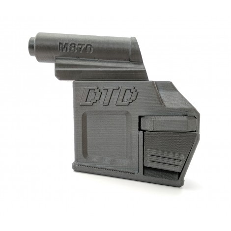 DTD ADATTATORE M870 POMPA PER MONTARE CARICATORI M4 - DTD Double Tap Designs